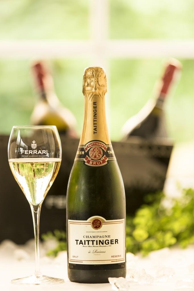 La-Rucola-Wiesbaden-Schaumwein-Champagne Taittinger